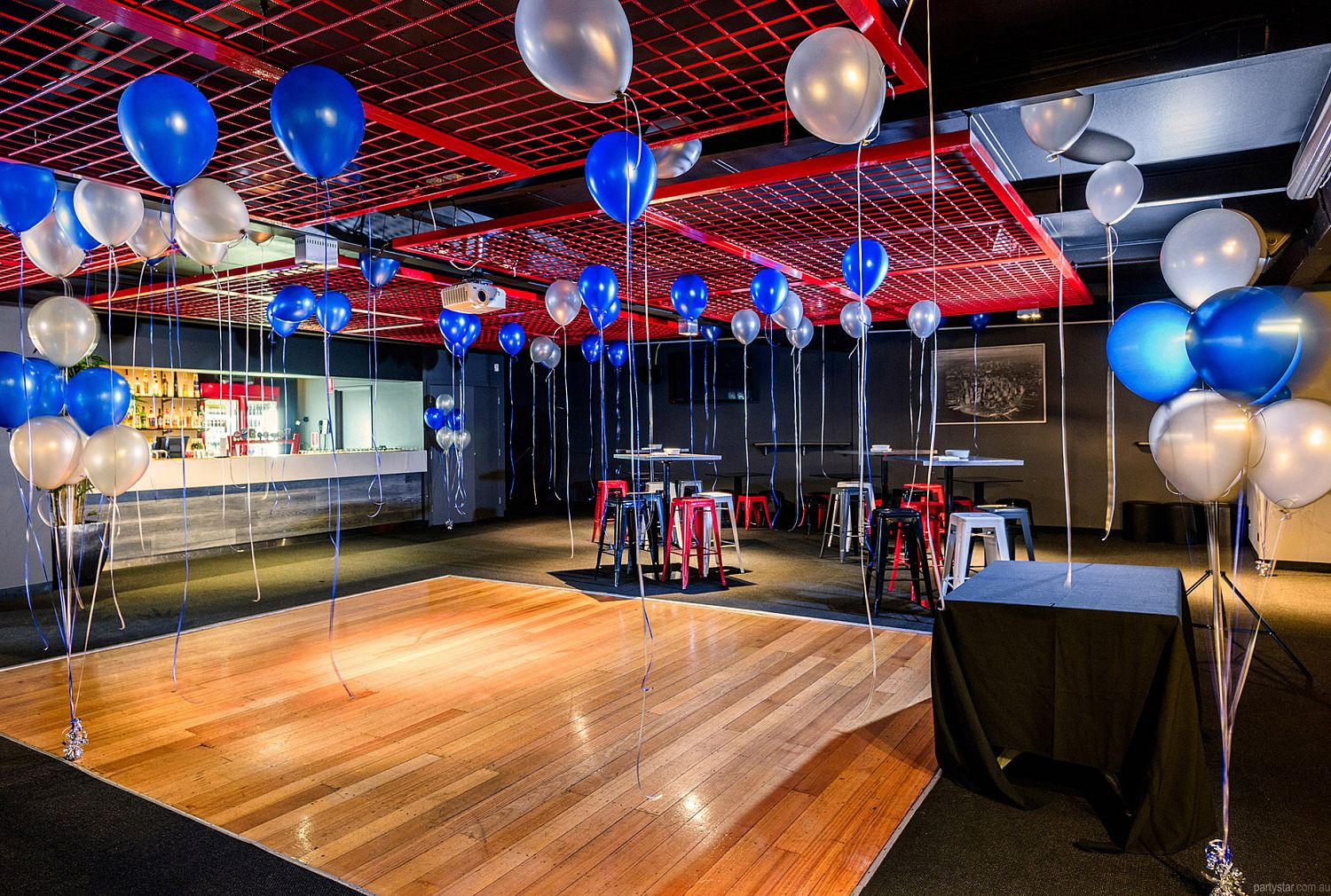 The Sporting Globe, Moonee Ponds, VIC. Function Room hire photo #1
