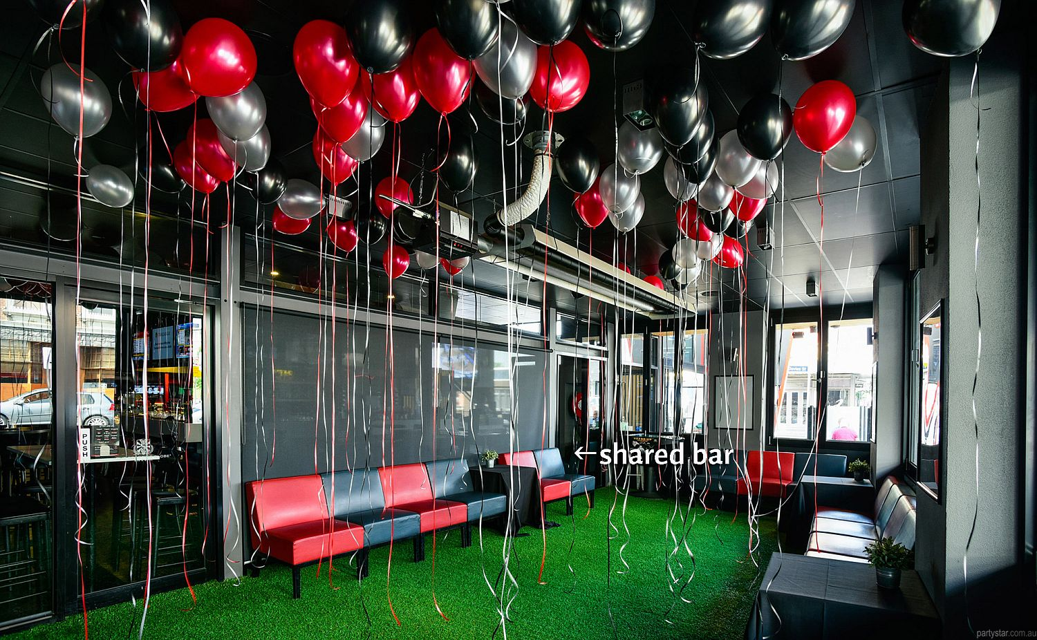 The Sporting Globe, Moonee Ponds, VIC. Function Room hire photo #4