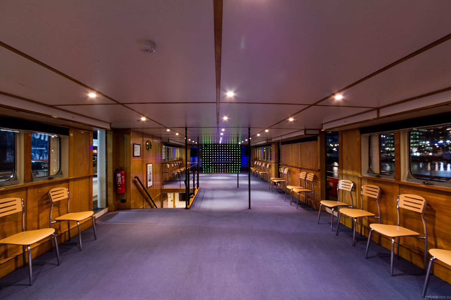 Lady Cutler Showboat, Docklands, VIC. Function Room hire photo #3