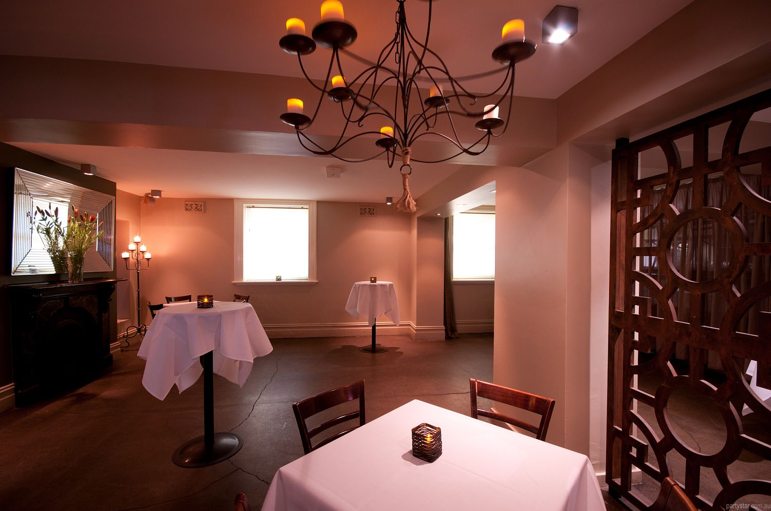 Mr. Tod, East Melbourne, VIC. Function Room hire photo #1