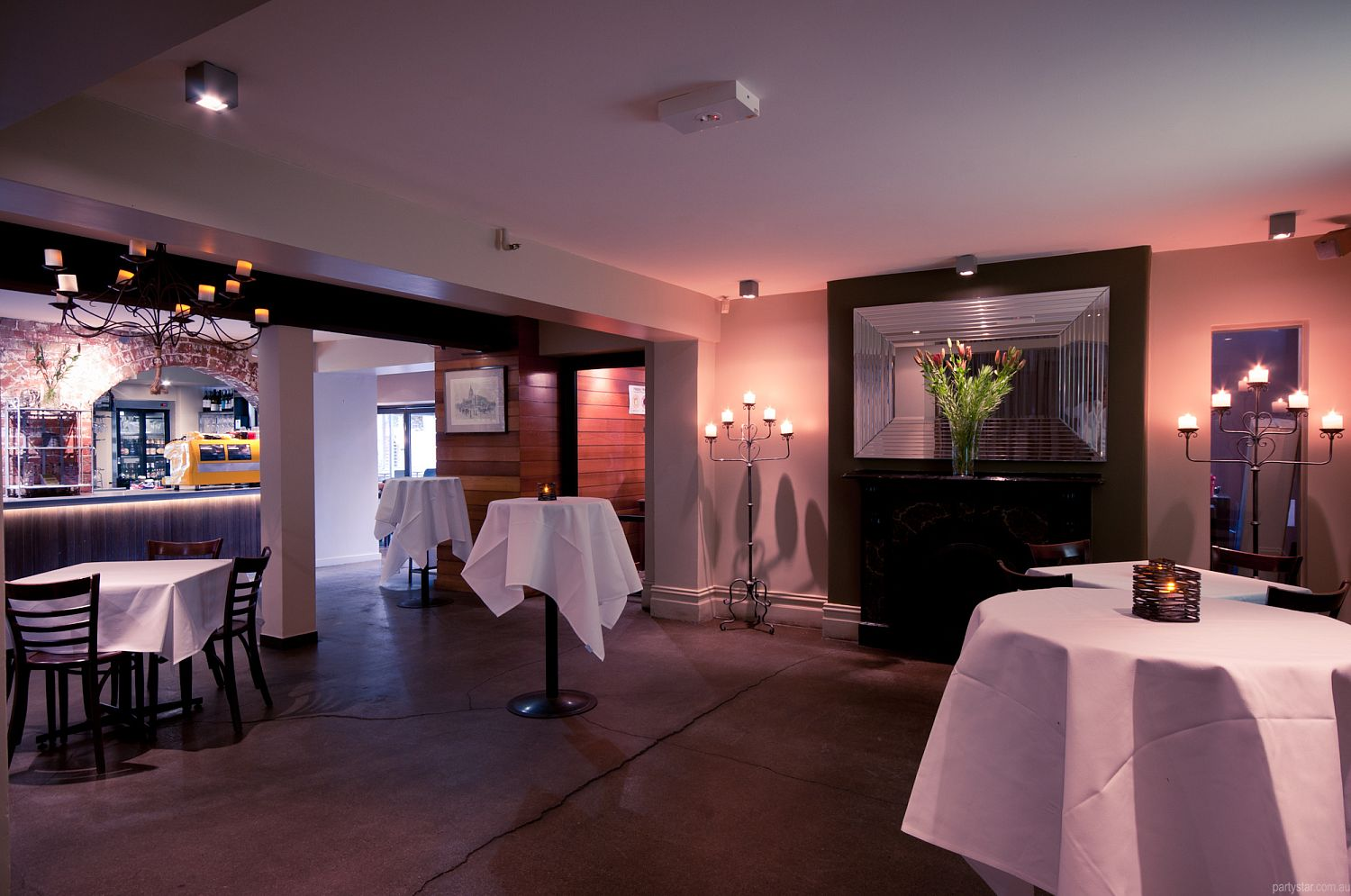 Mr. Tod, East Melbourne, VIC. Function Room hire photo #2
