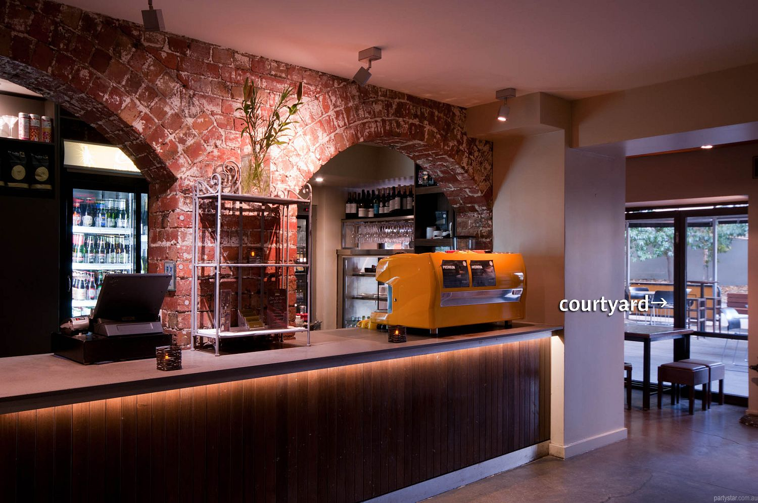 Mr. Tod, East Melbourne, VIC. Function Room hire photo #3