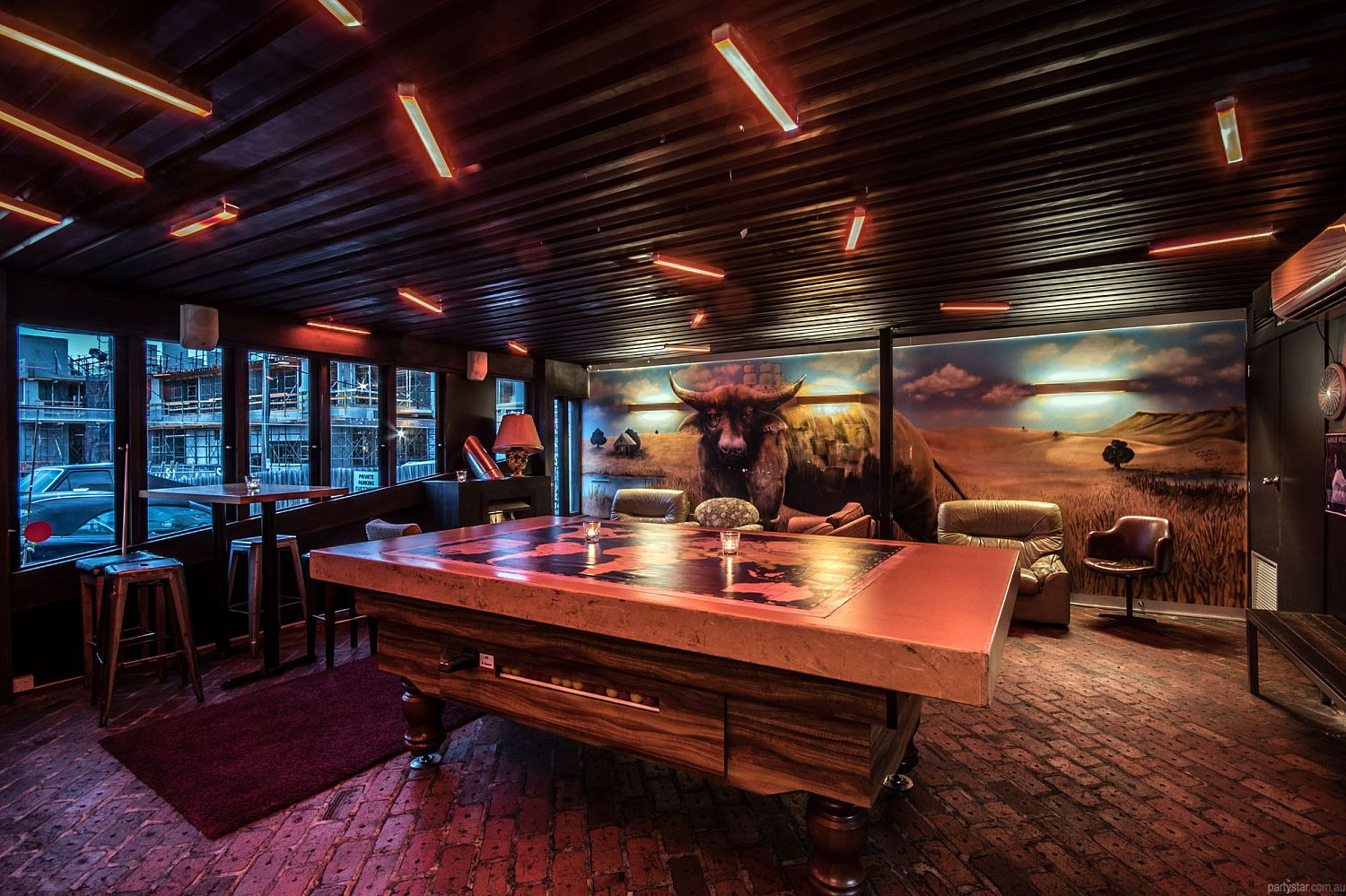 Nevermind Bar, Hawthorn, VIC. Function Room hire photo #2