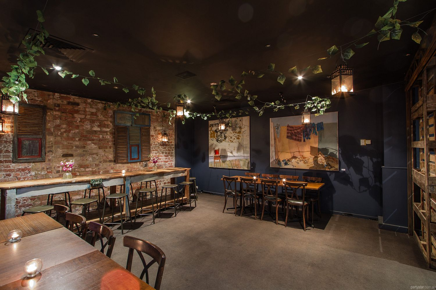 Vamos, Melbourne, VIC. Function Room hire photo #1