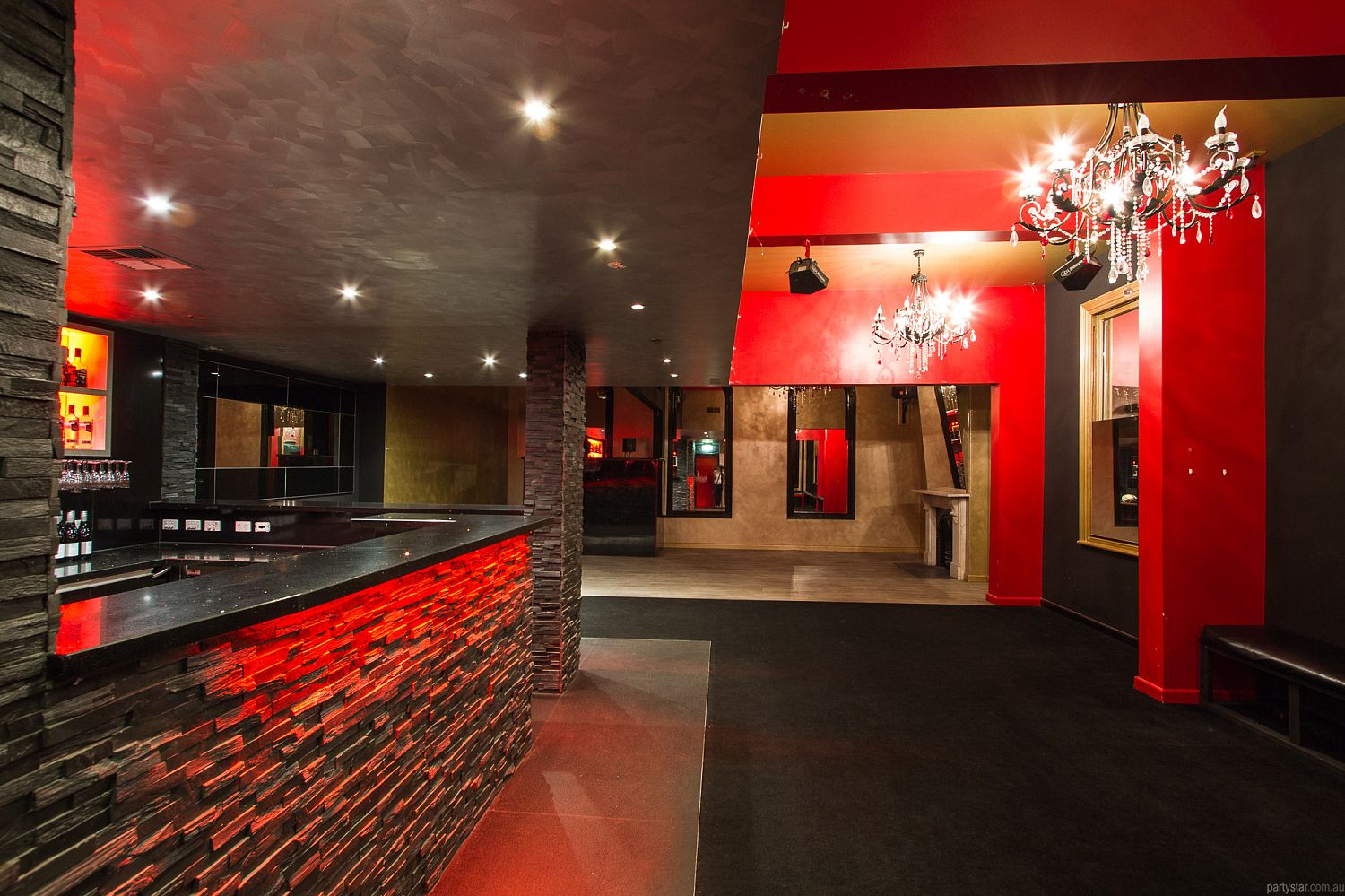 Basco Bar, Brunswick, VIC. Function Room hire photo #1
