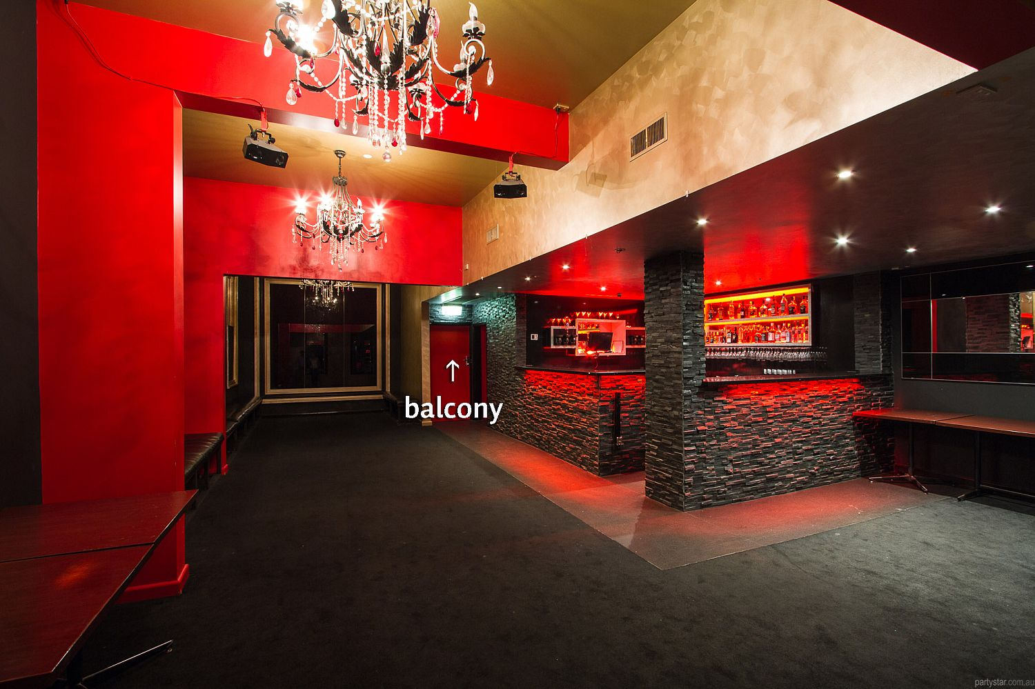 Basco Bar, Brunswick, VIC. Function Room hire photo #4
