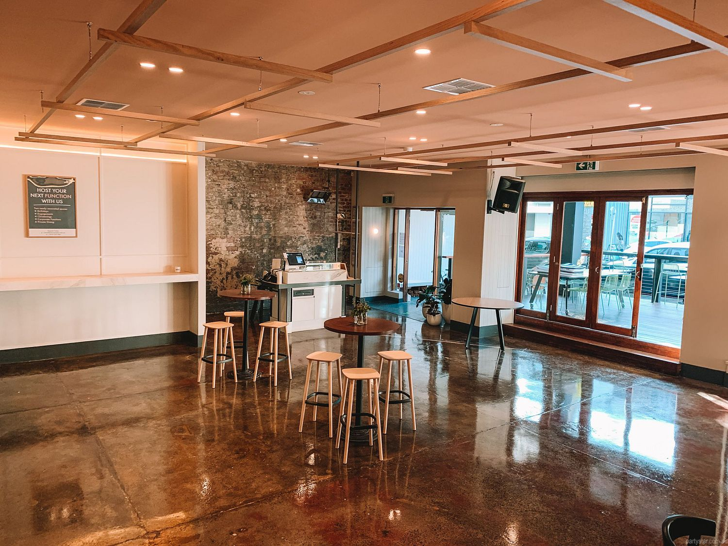 The Deck Brighton, Brighton, VIC. Function Room hire photo #4