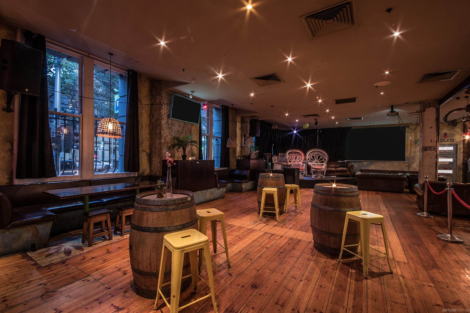 El Coco, Melbourne, VIC. Function Room hire photo #1