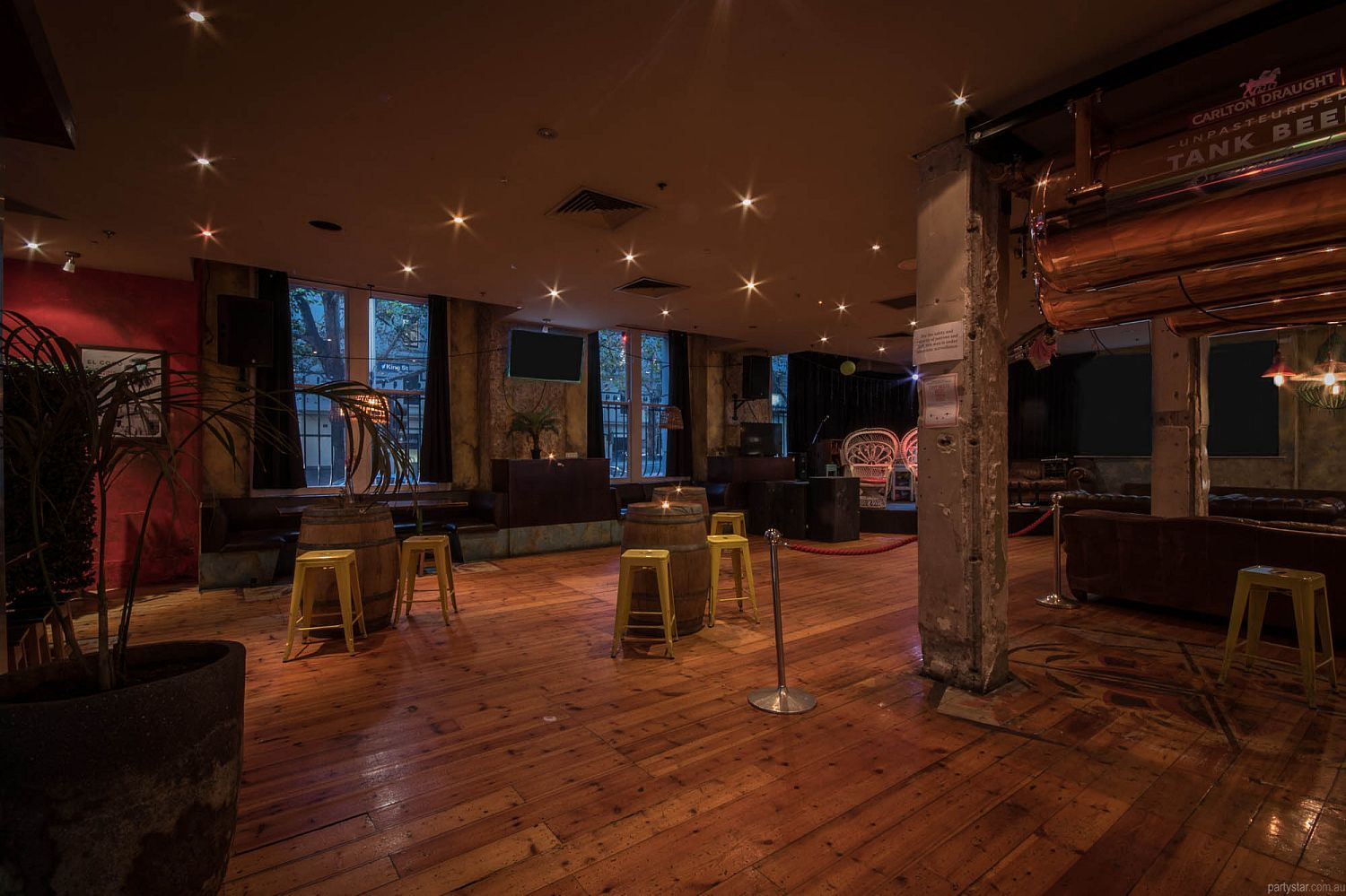 El Coco, Melbourne, VIC. Function Room hire photo #2