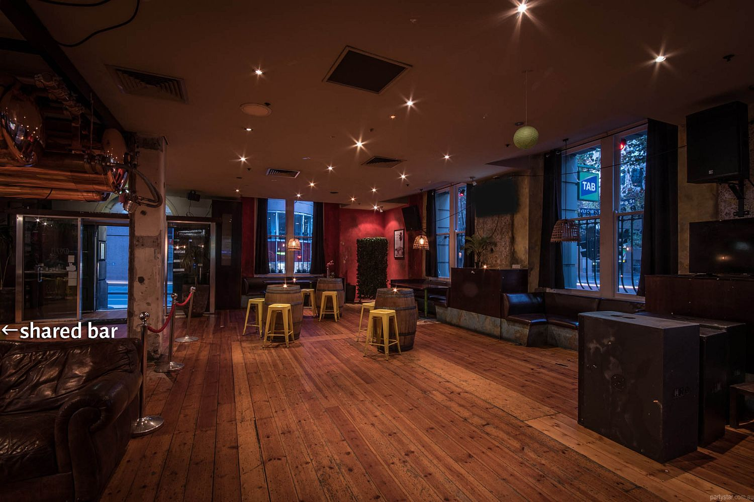 El Coco, Melbourne, VIC. Function Room hire photo #4