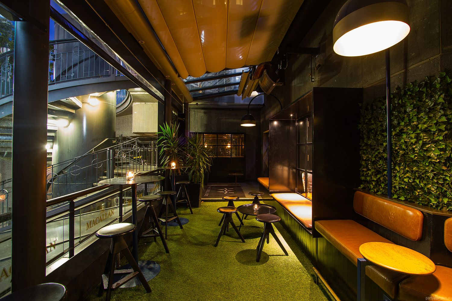 Waterslide Bar, Southbank, VIC. Function Room hire photo #1