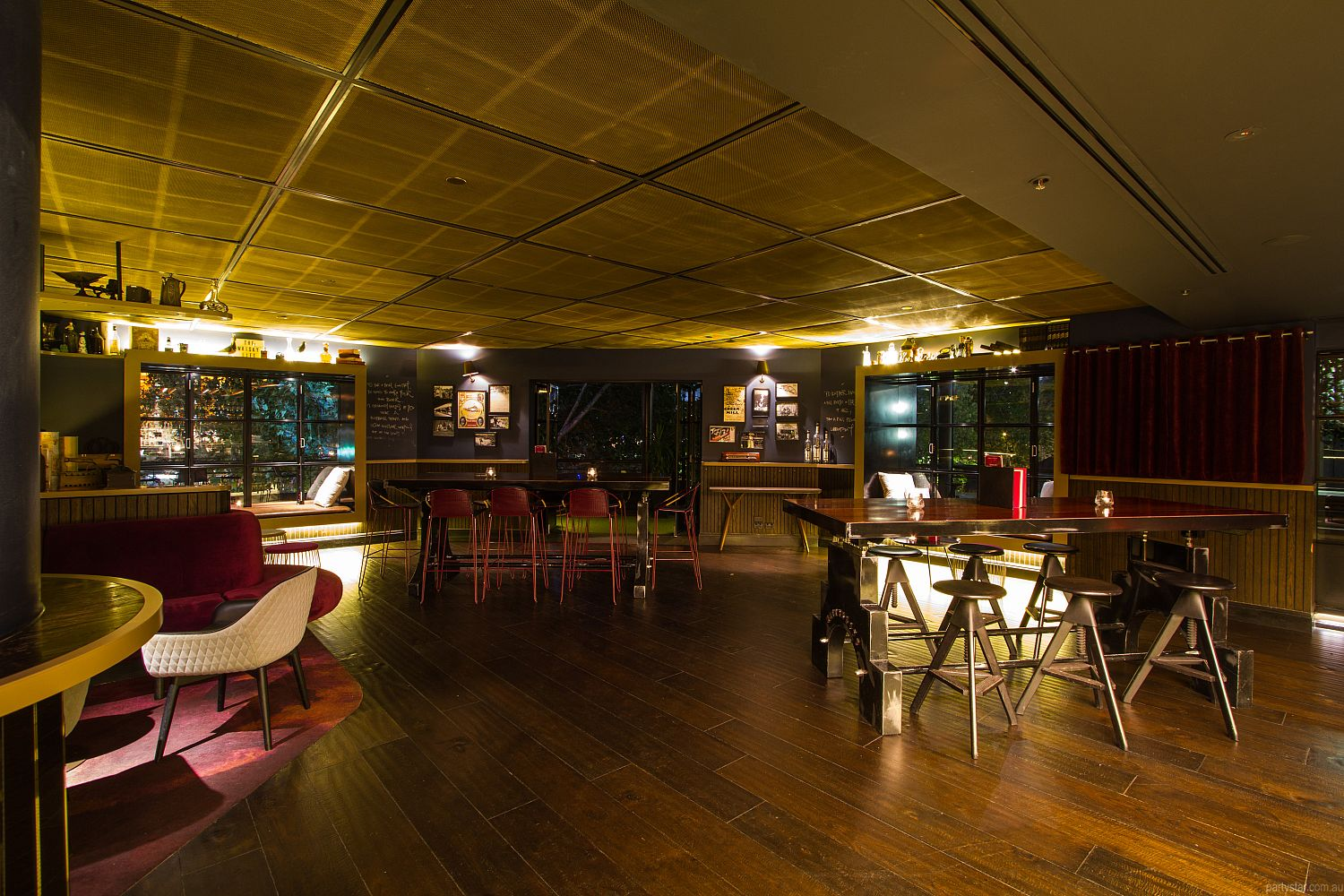 Waterslide Bar, Southbank, VIC. Function Room hire photo #2