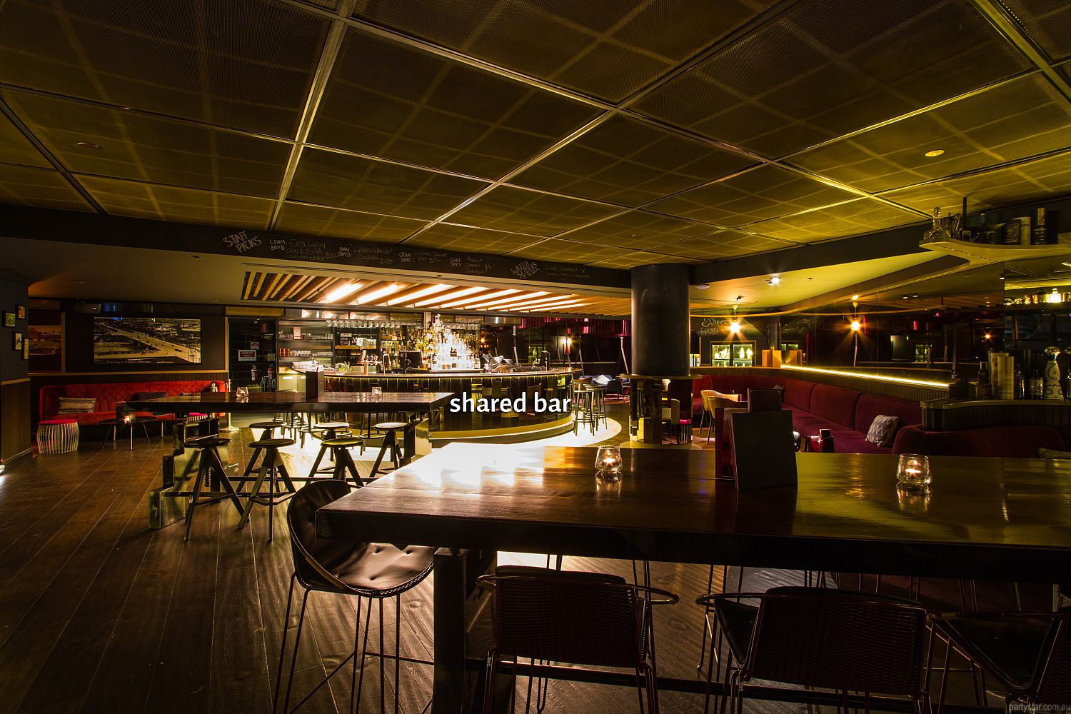 Waterslide Bar, Southbank, VIC. Function Room hire photo #5