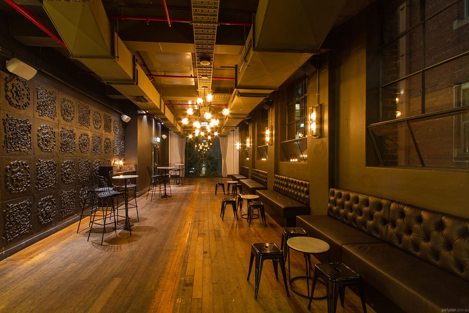 Tazio, Melbourne, VIC. Function Room hire photo #2
