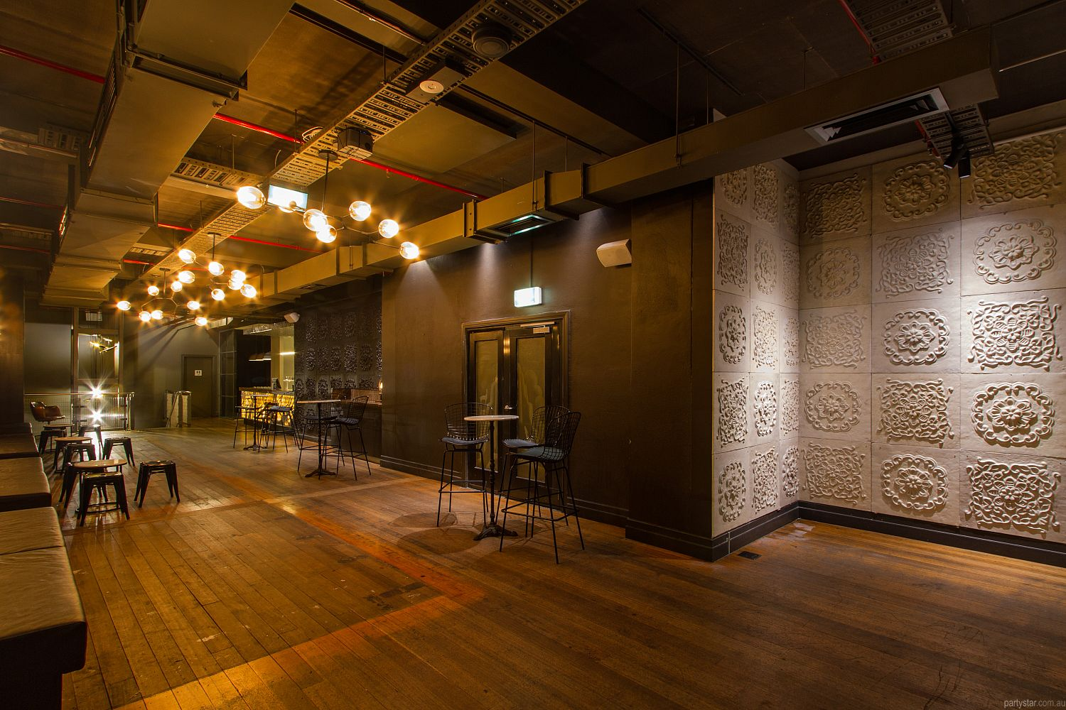 Tazio, Melbourne, VIC. Function Room hire photo #3