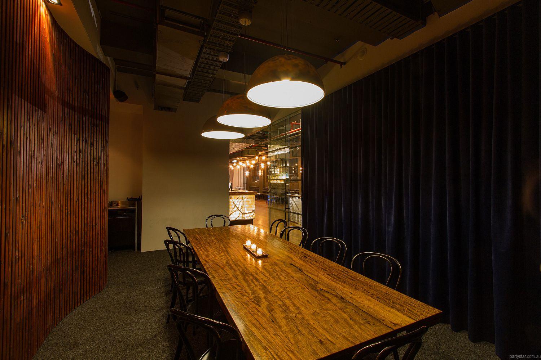 Tazio, Melbourne, VIC. Function Room hire photo #5