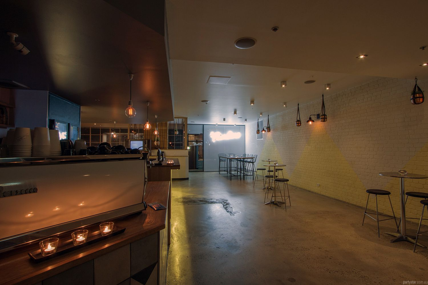 Tazio, Melbourne, VIC. Function Room hire photo #4