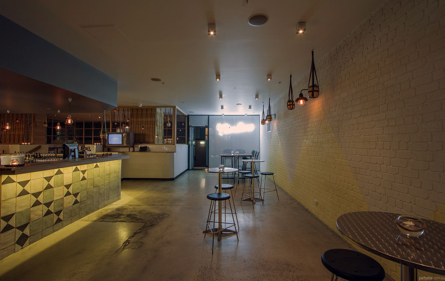 Tazio, Melbourne, VIC. Function Room hire photo #5