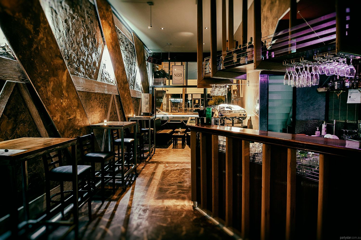 The Nest, Collingwood, VIC. Function Room hire photo #1