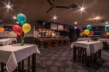 Function venue Wantirna Hill Club