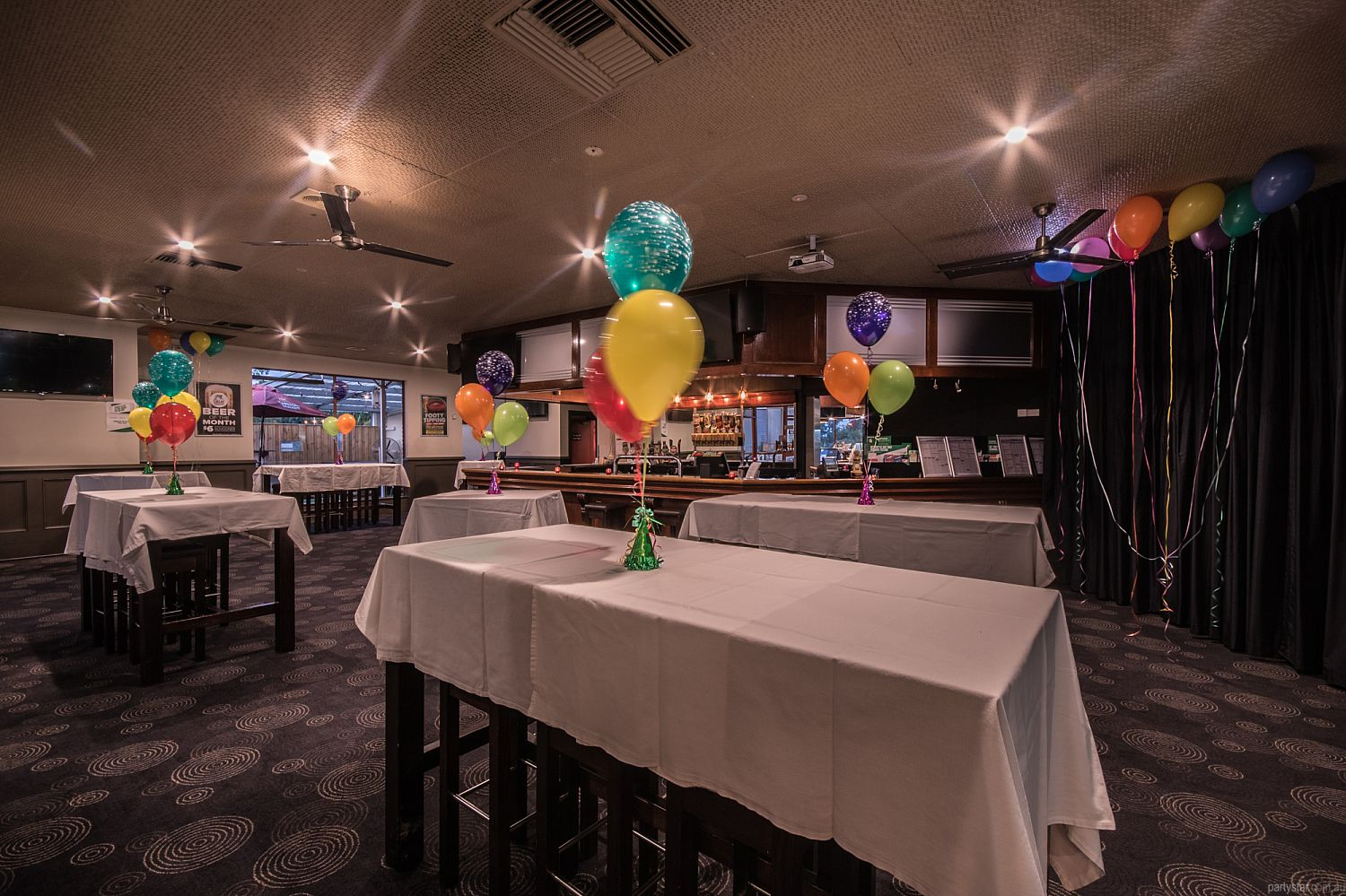 Wantirna Hill Club, Wantirna, VIC. Function Room hire photo #2