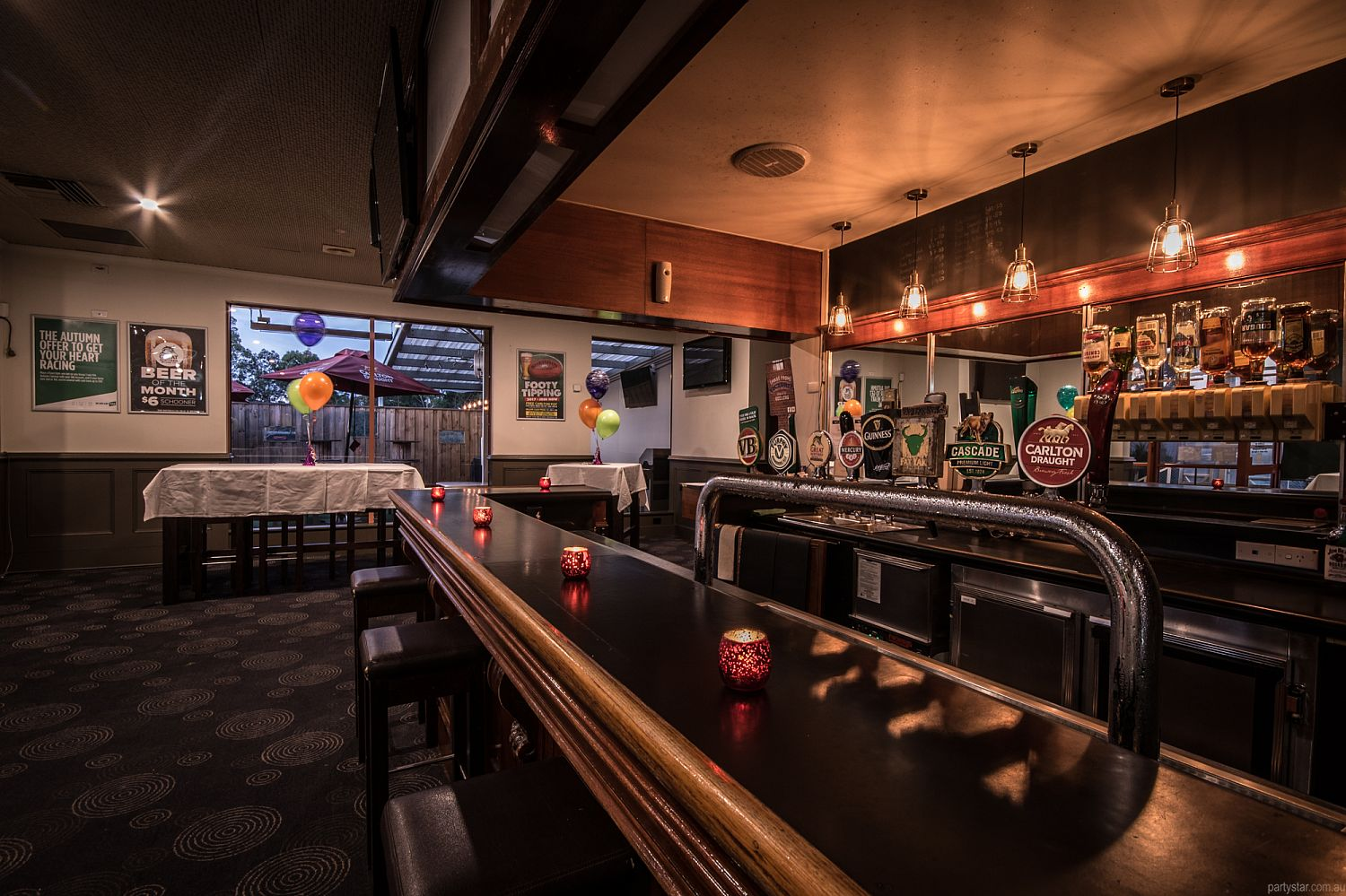 Wantirna Hill Club, Wantirna, VIC. Function Room hire photo #4