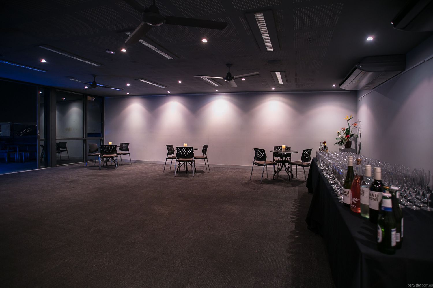 The Mission Caters, Prahran, VIC. Function Room hire photo #2