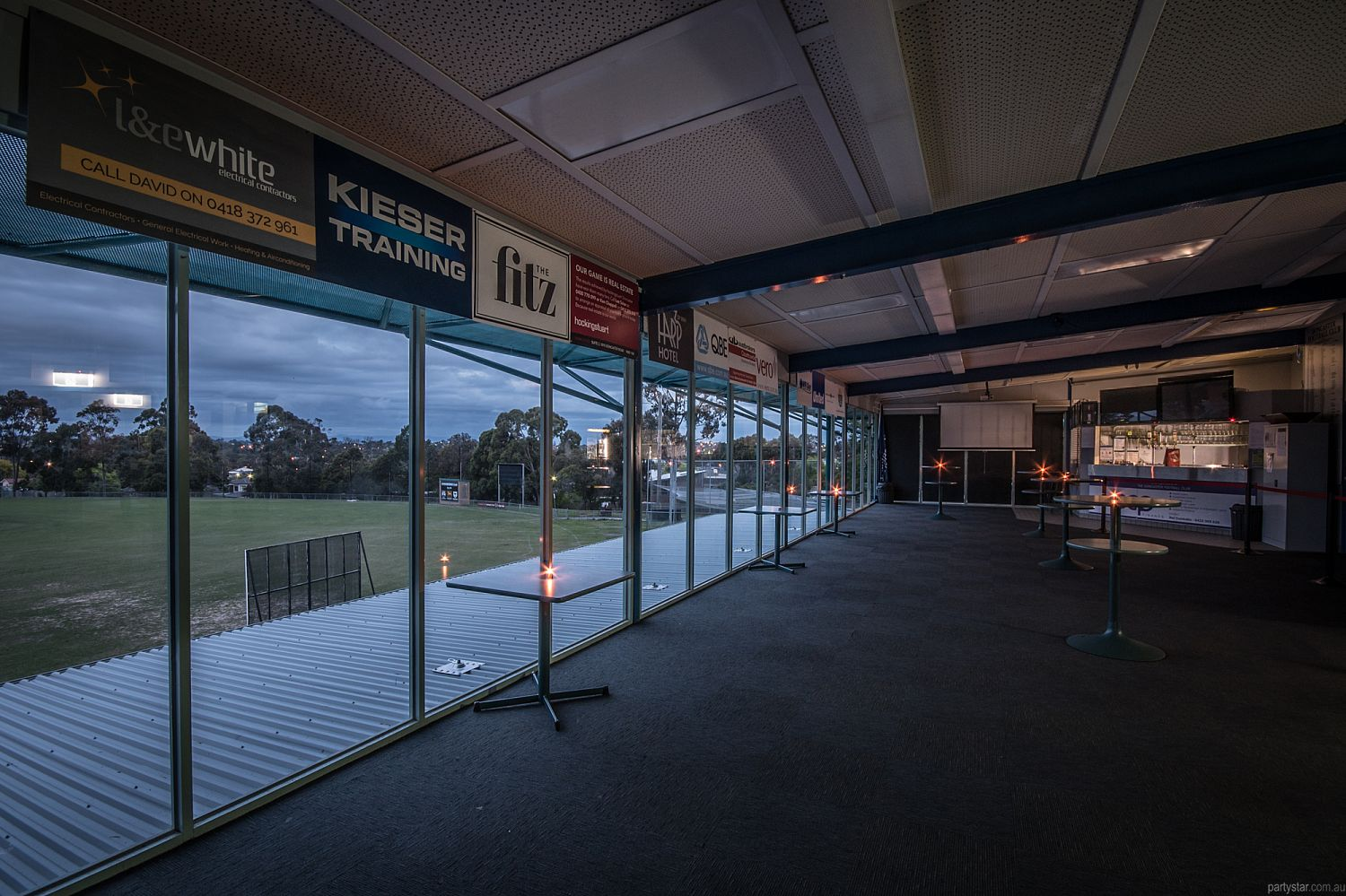 Schramms Sports Club, Doncaster, VIC. Function Room hire photo #1