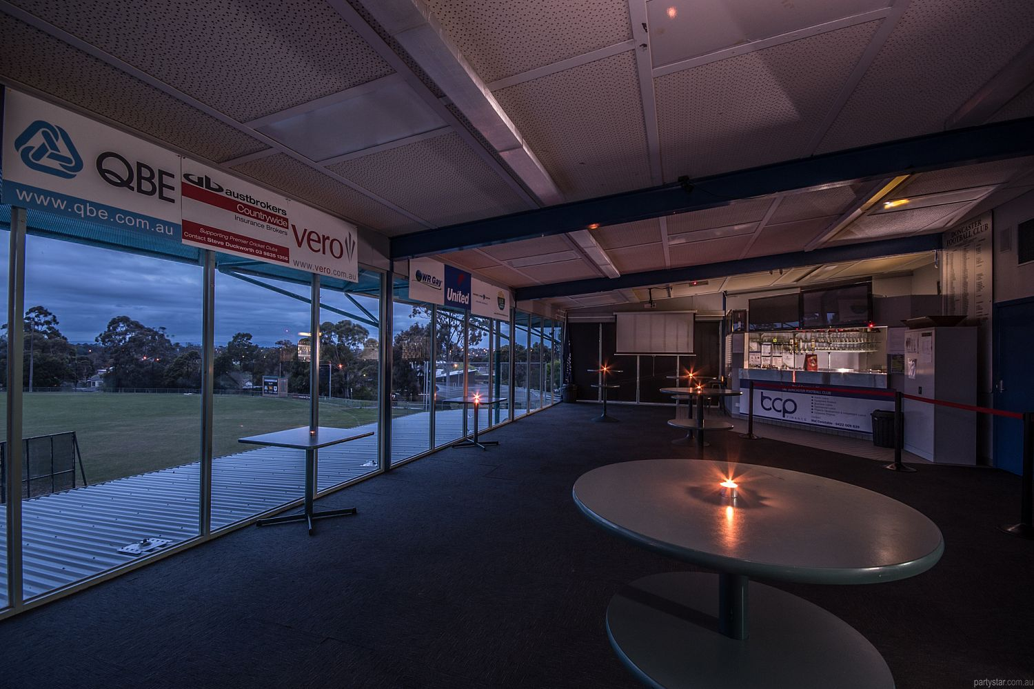 Schramms Sports Club, Doncaster, VIC. Function Room hire photo #2