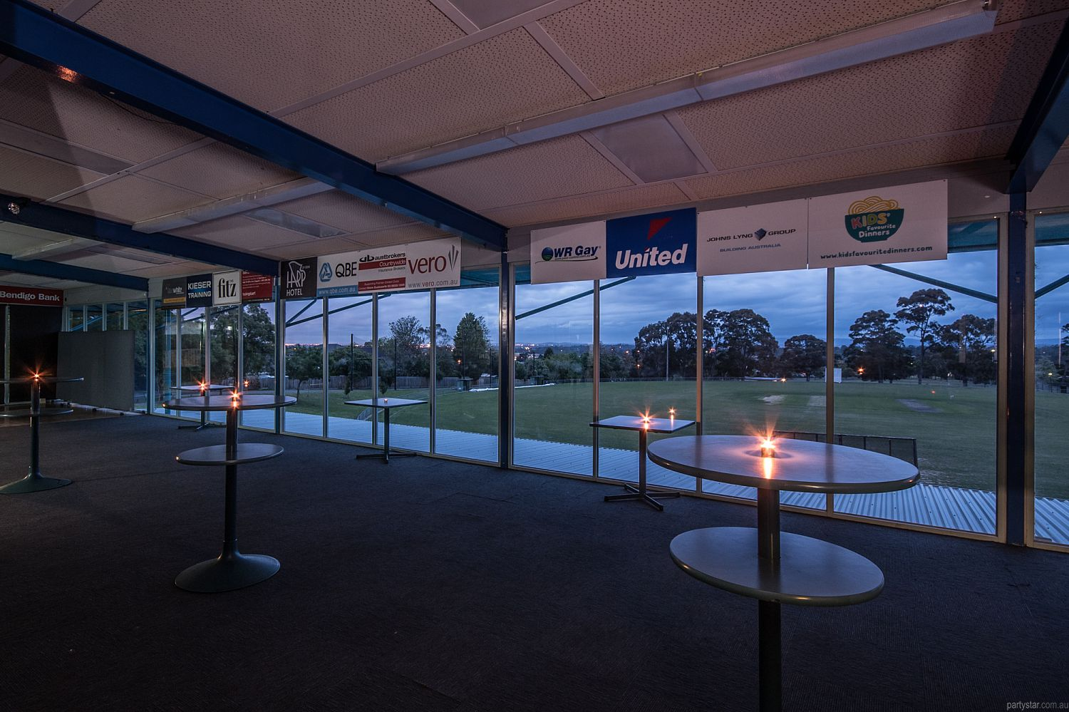 Schramms Sports Club, Doncaster, VIC. Function Room hire photo #3