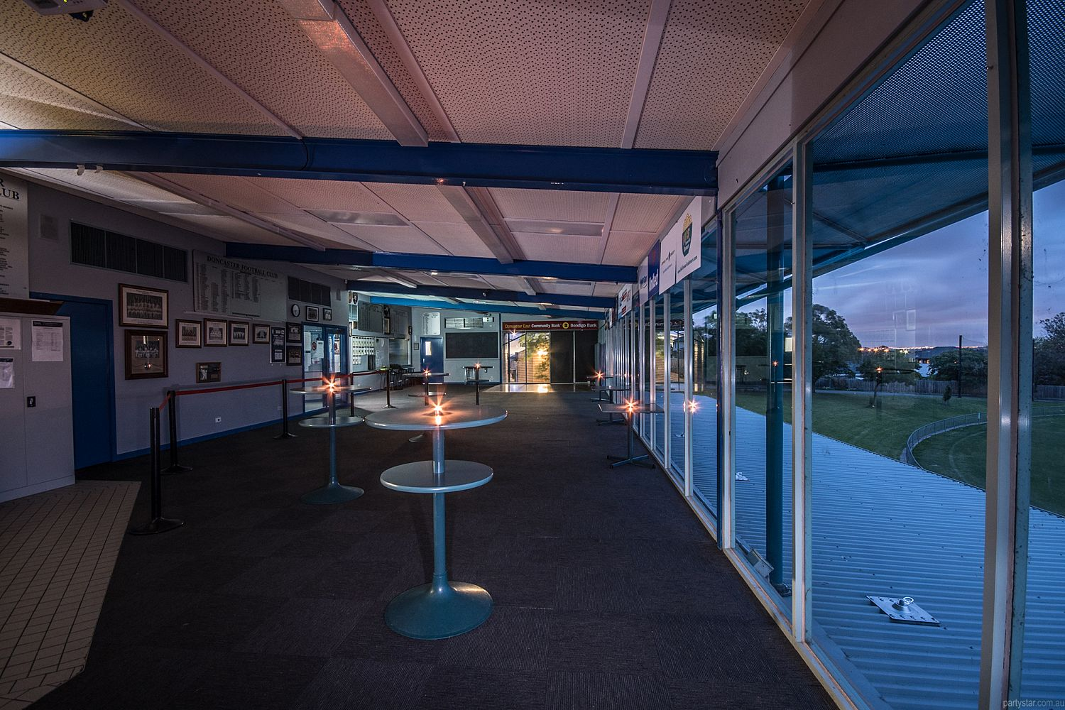 Schramms Sports Club, Doncaster, VIC. Function Room hire photo #4