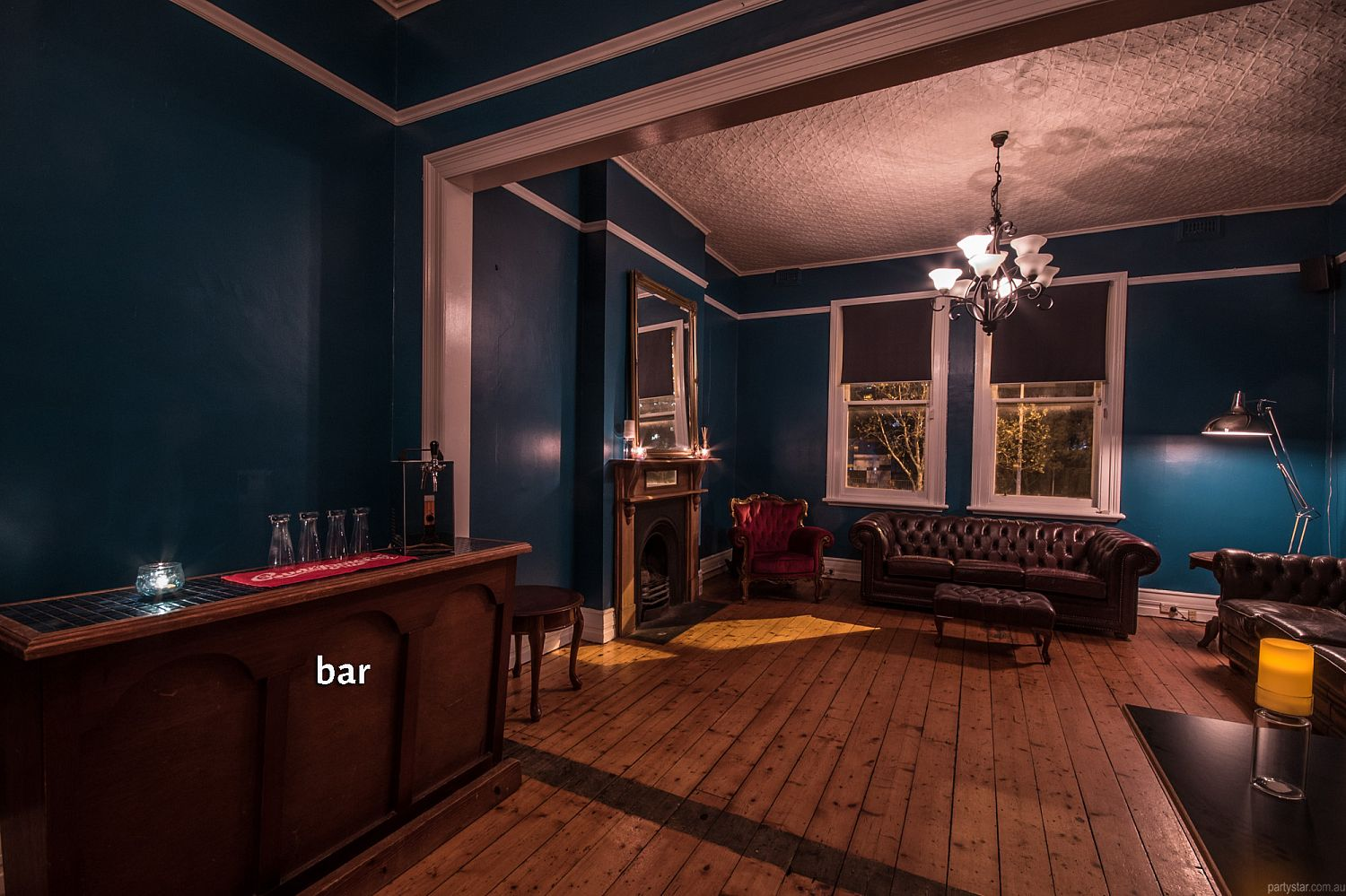 Cure, Carlton, VIC. Function Room hire photo #2
