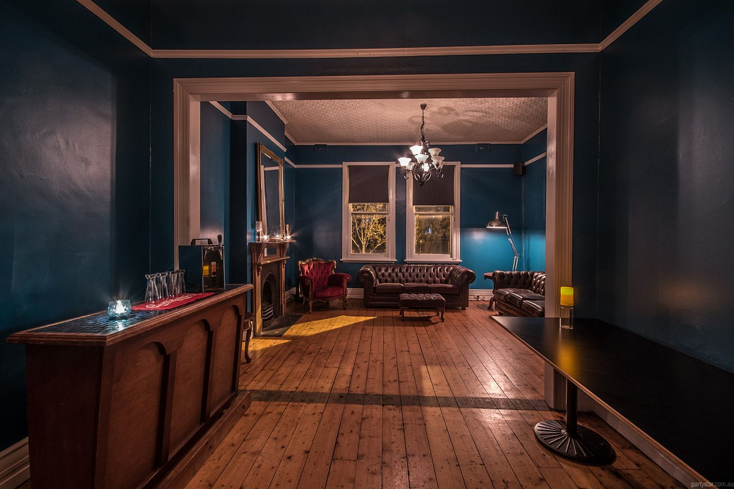 Cure, Carlton, VIC. Function Room hire photo #3