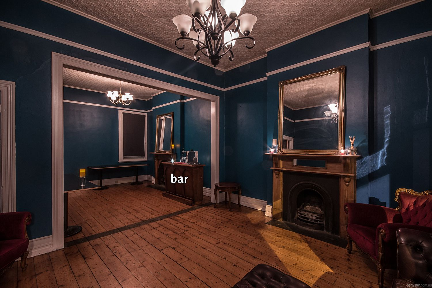 Cure, Carlton, VIC. Function Room hire photo #5