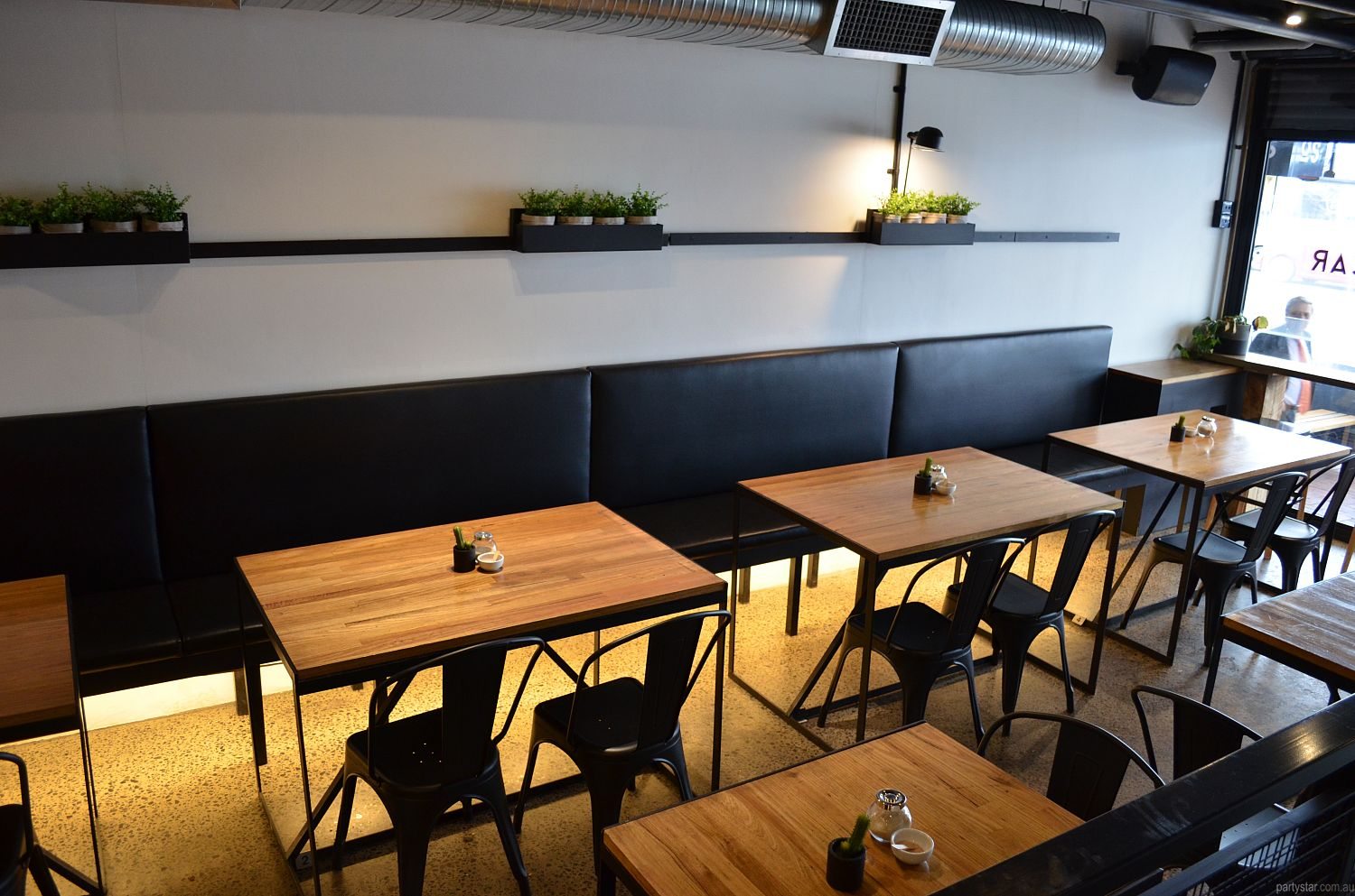Little Oscar, Brunswick East, VIC. Function Room hire photo #5