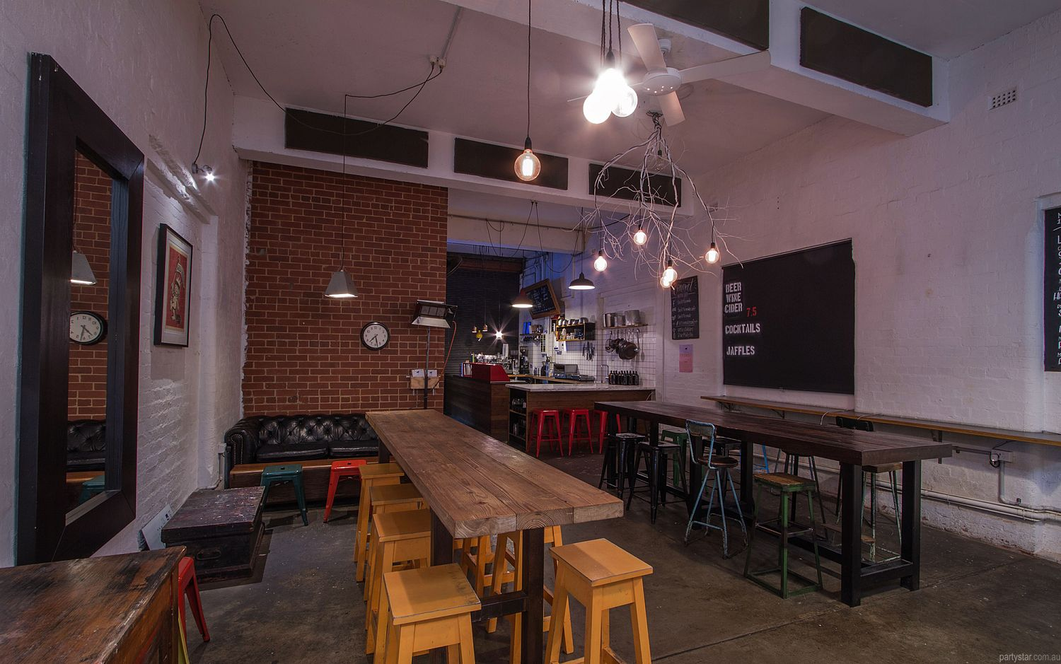 The Little Mule, Melbourne, VIC. Function Room hire photo #2