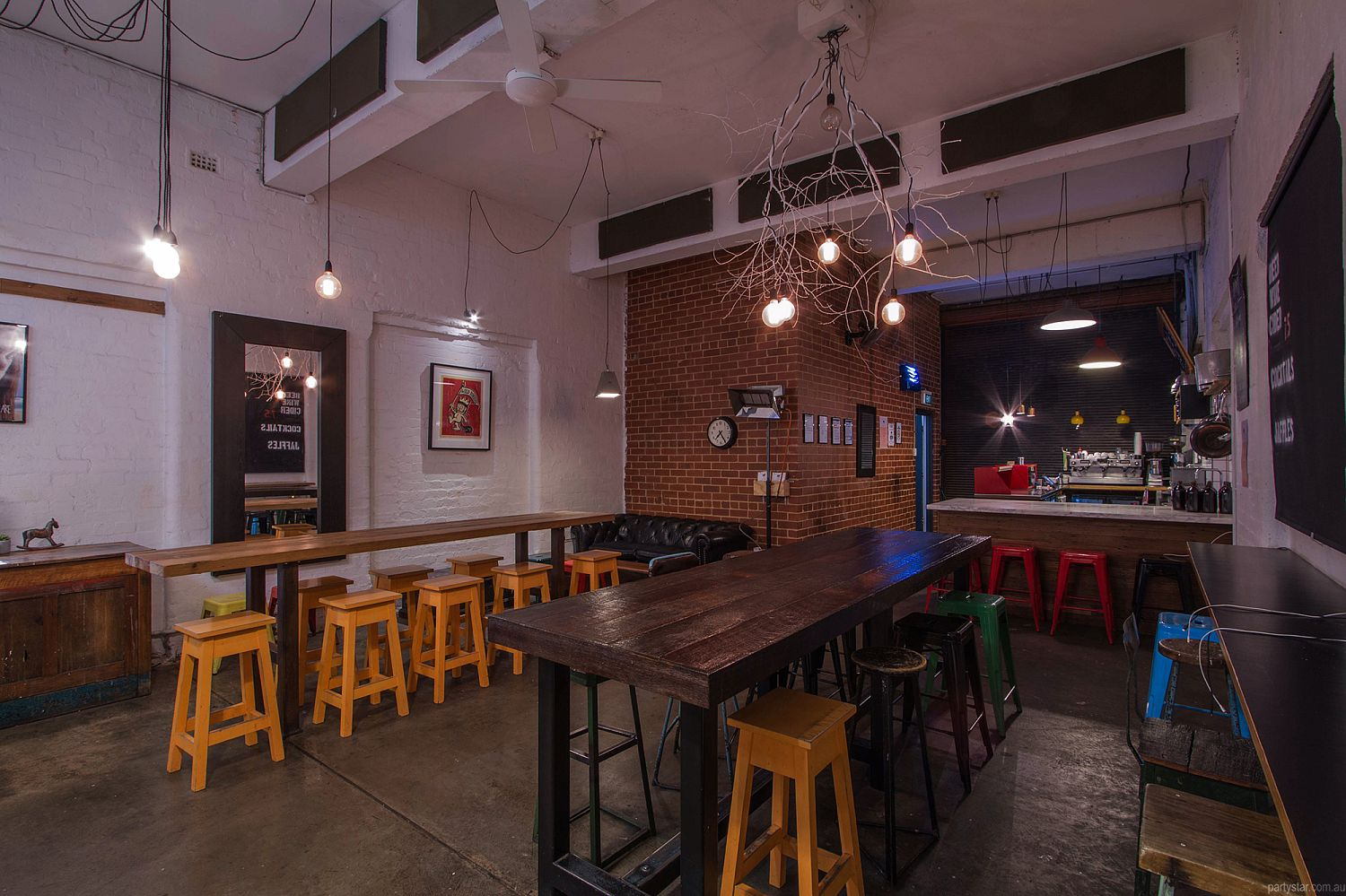 The Little Mule, Melbourne, VIC. Function Room hire photo #3