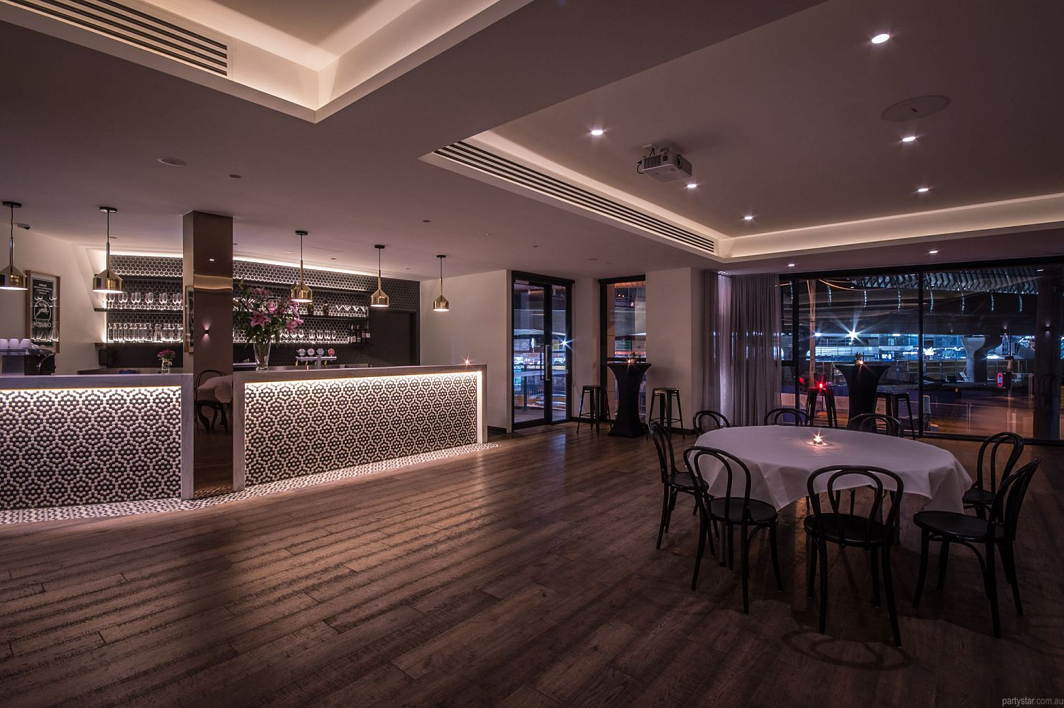 The Clayton Hotel, Clayton, VIC. Function Room hire photo #1