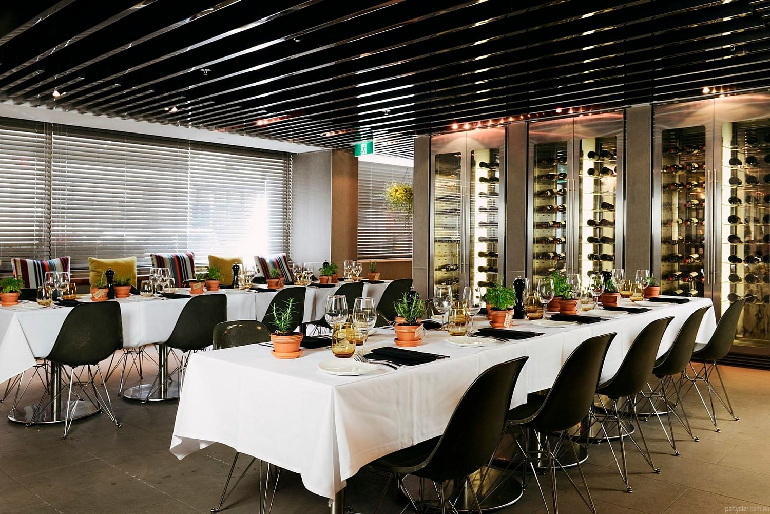 Locanda, Melbourne, VIC. Function Room hire photo #3