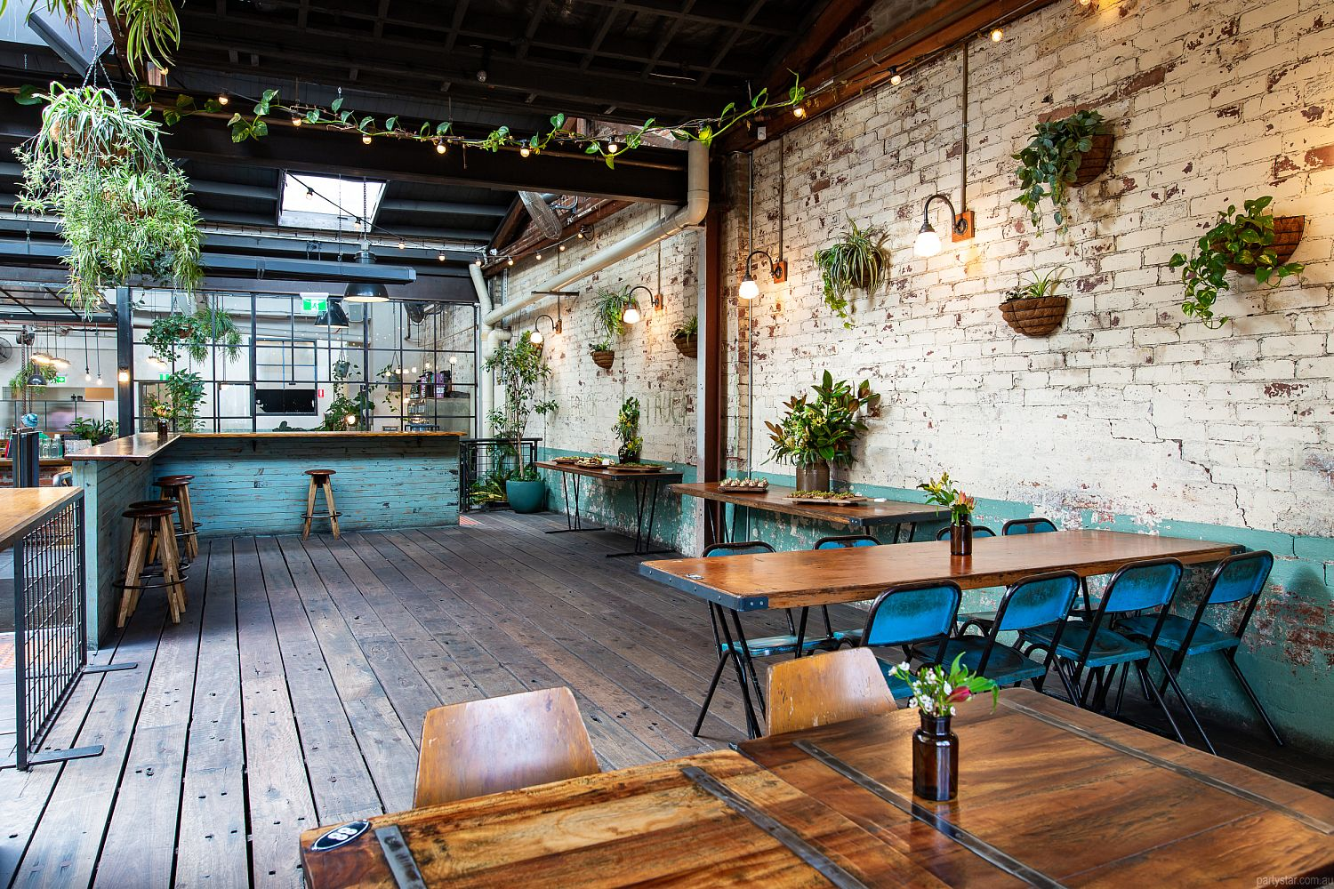 Stomping Ground Beer Hall, Collingwood, VIC. Function Room hire photo #1