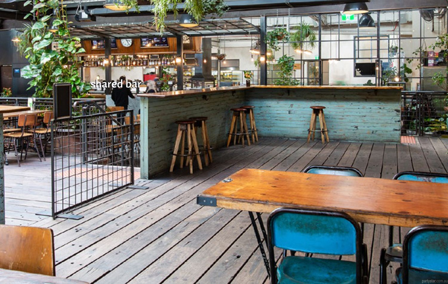 Stomping Ground Beer Hall, Collingwood, VIC. Function Room hire photo #2