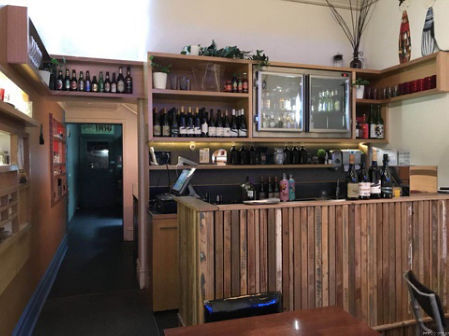 Charma, Collingwood, VIC. Function Room hire photo #4