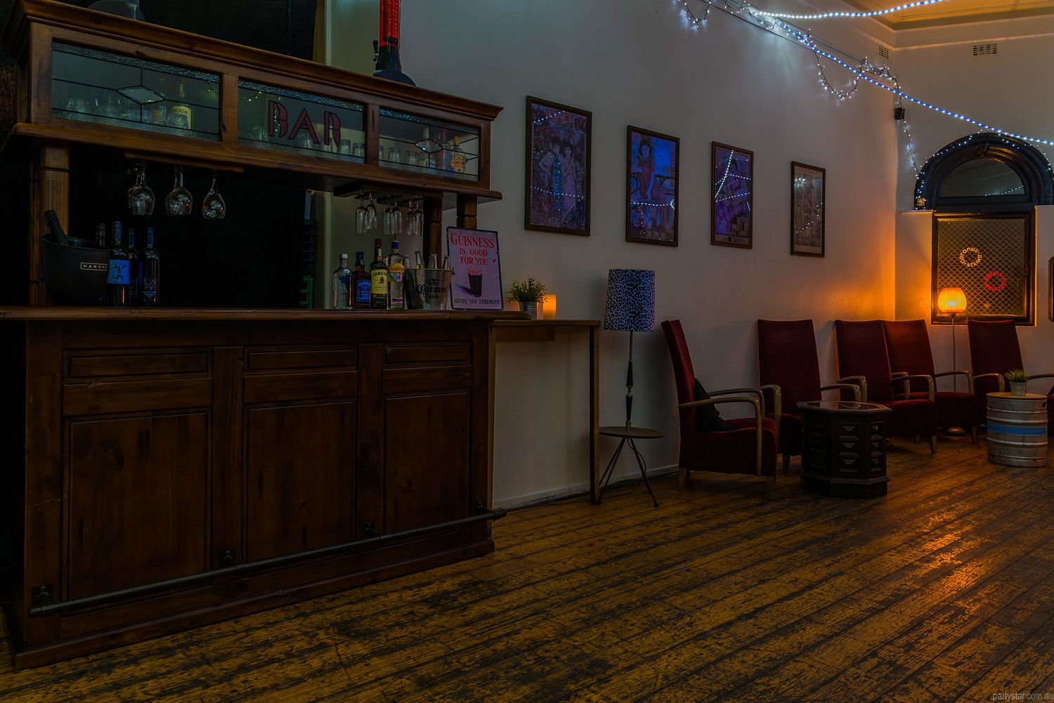 The Dancing Dog, Footscray, VIC. Function Room hire photo #1