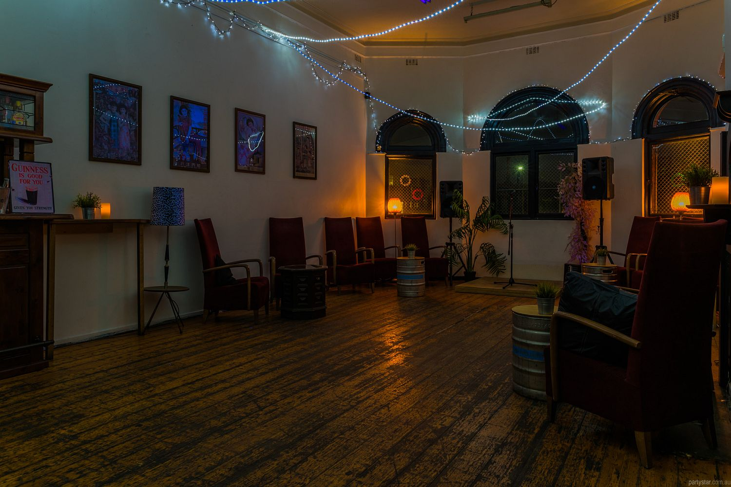 The Dancing Dog, Footscray, VIC. Function Room hire photo #2