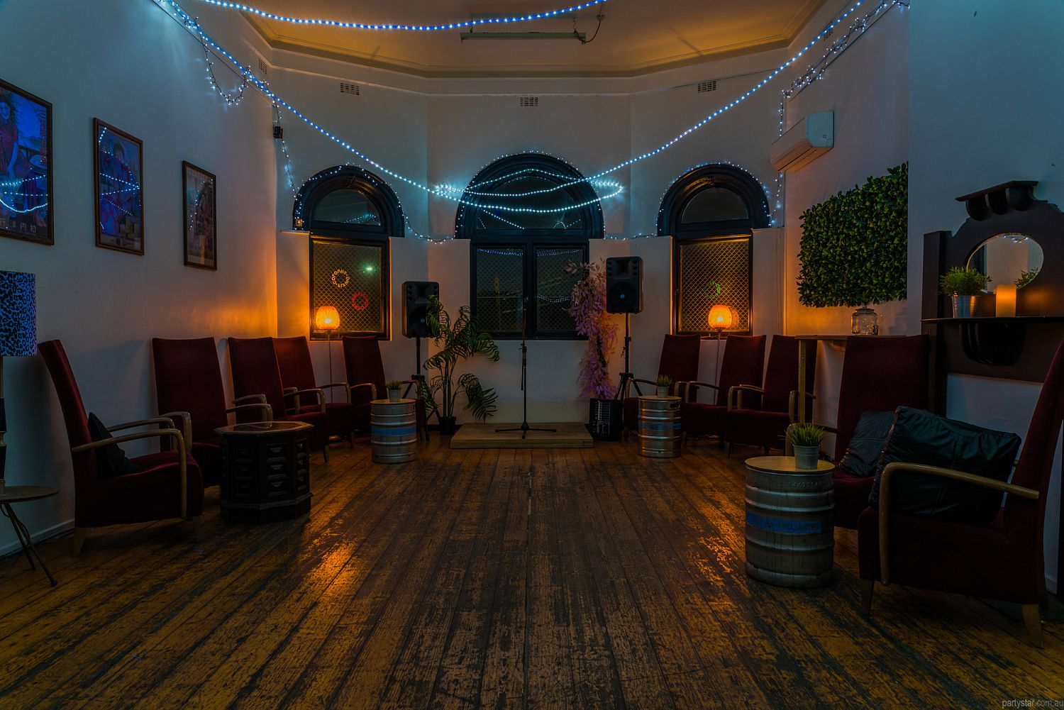The Dancing Dog, Footscray, VIC. Function Room hire photo #3