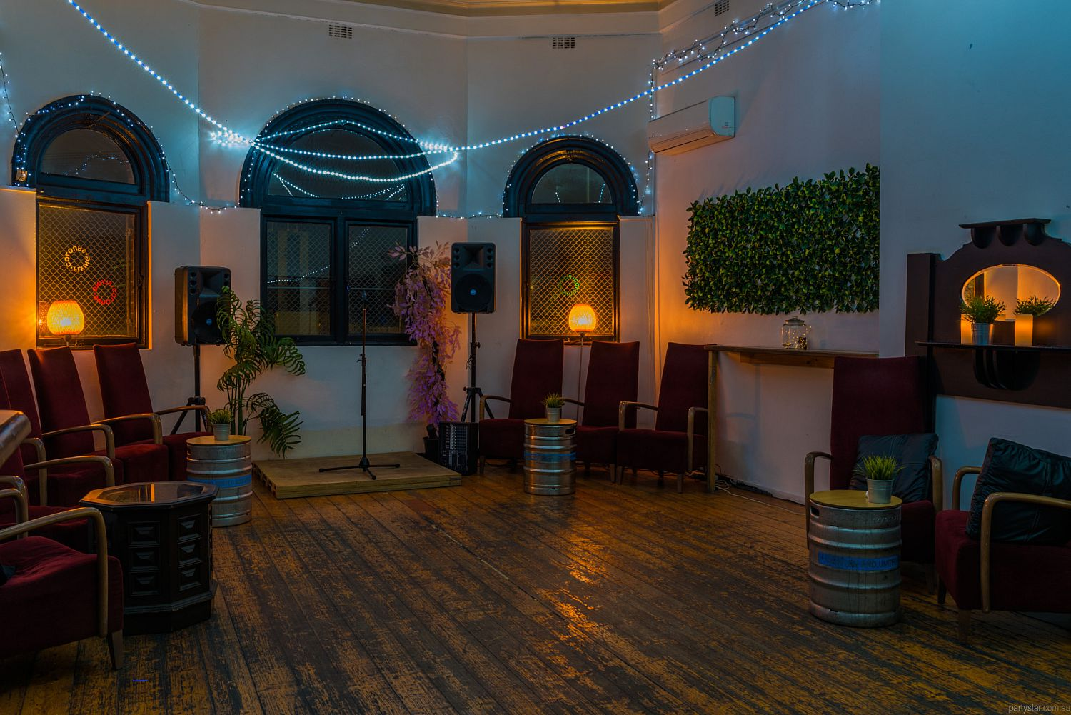 The Dancing Dog, Footscray, VIC. Function Room hire photo #4