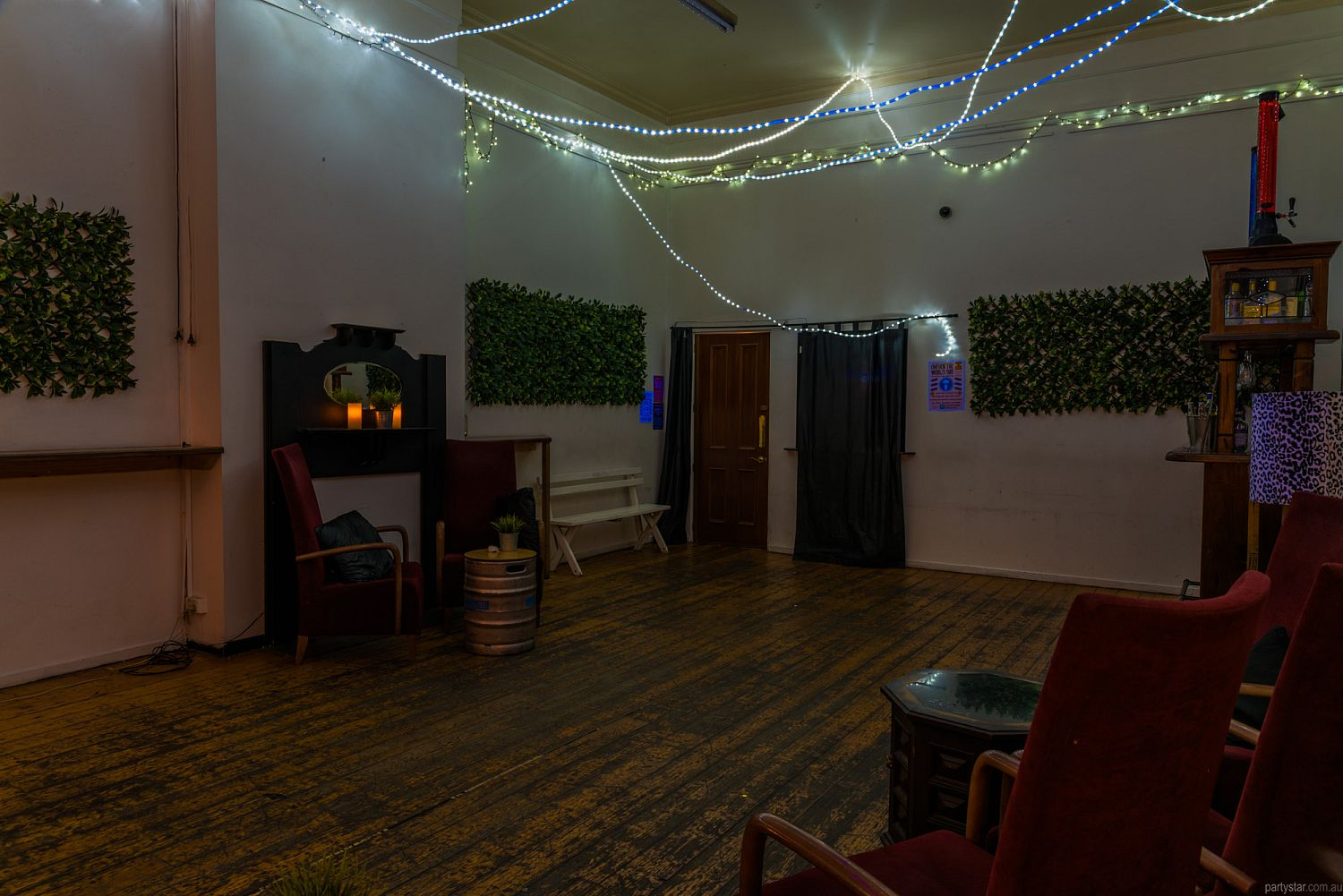 The Dancing Dog, Footscray, VIC. Function Room hire photo #5