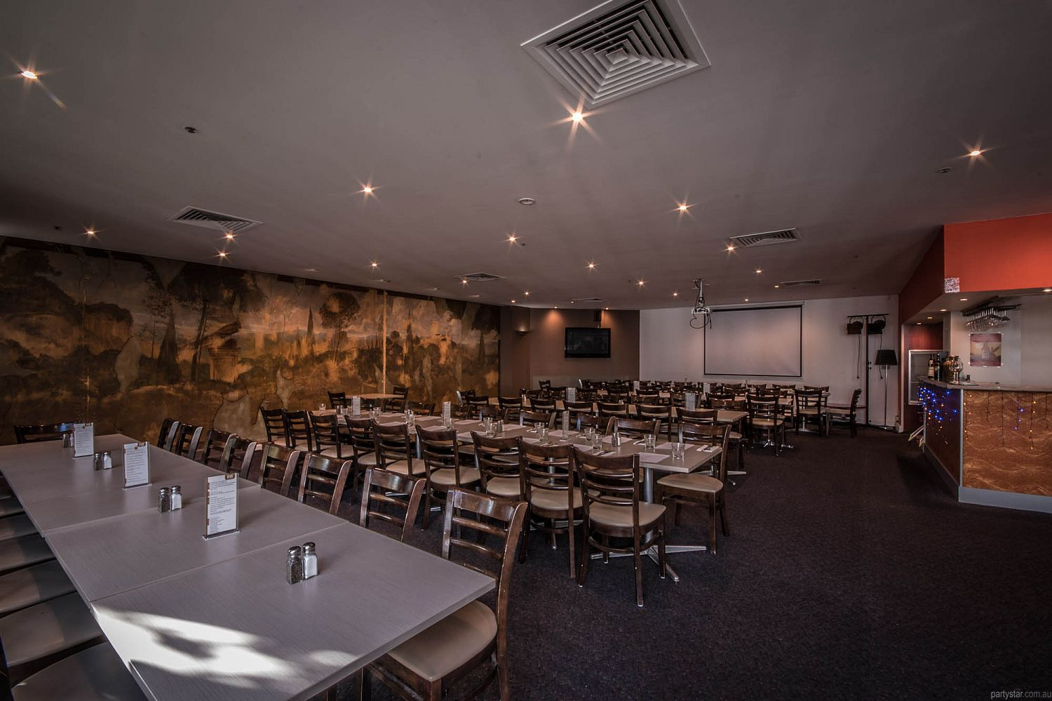 Pescare, Glen Waverley, VIC. Function Room hire photo #1