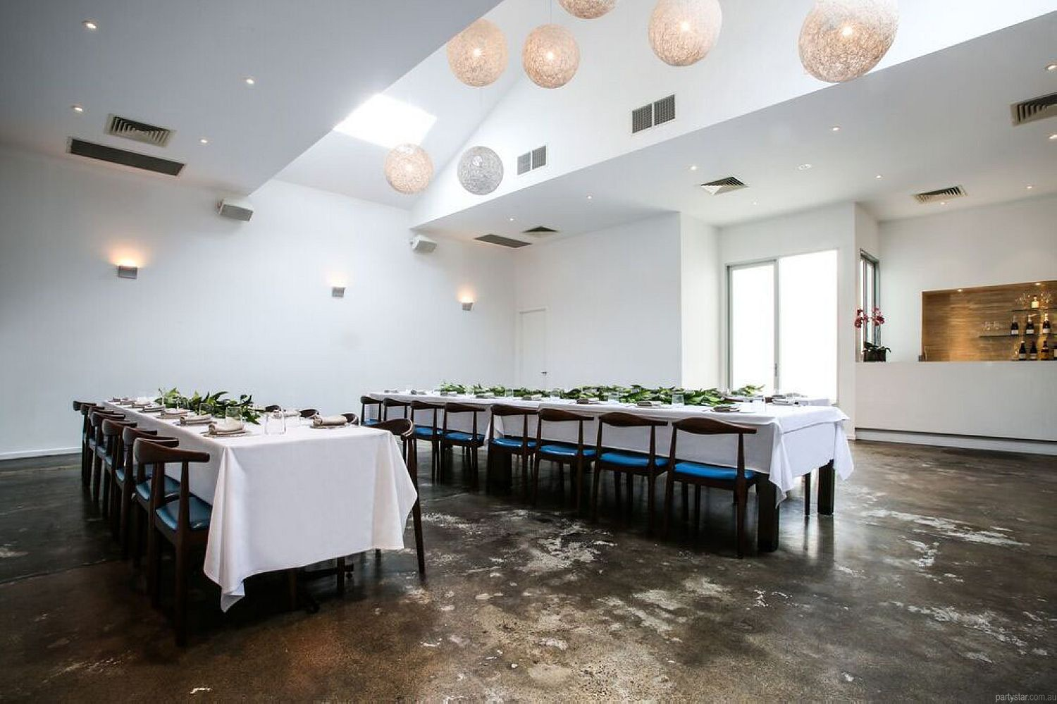 Ryne, Fitzroy North, VIC. Function Room hire photo #1