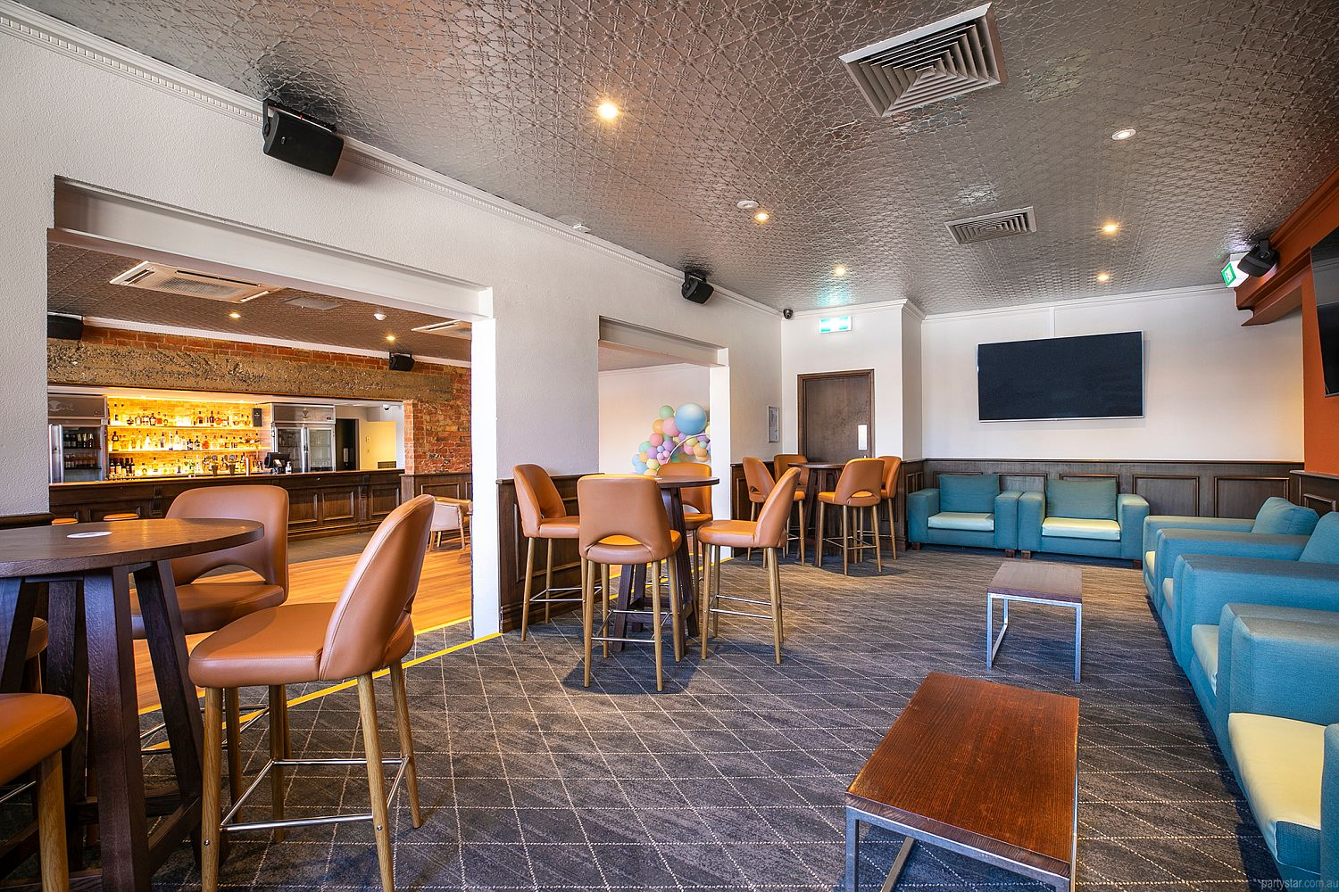 The Pier Hotel, Frankston, VIC. Function Room hire photo #1